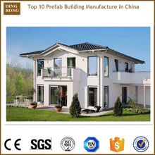 prefabricated bamboo house, building cost per square meter