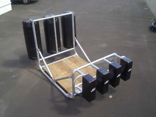 Rugby Scrum Ruck Machine