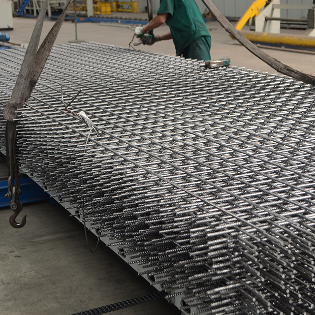 cheap Q235 Steel concrete reinforcement wire mesh