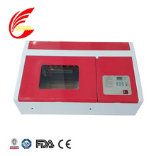 Mini laser co2 laser engraving cutting machine