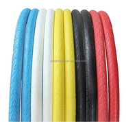 700C*23C Colored Fixed Gear Bike Solid Tire