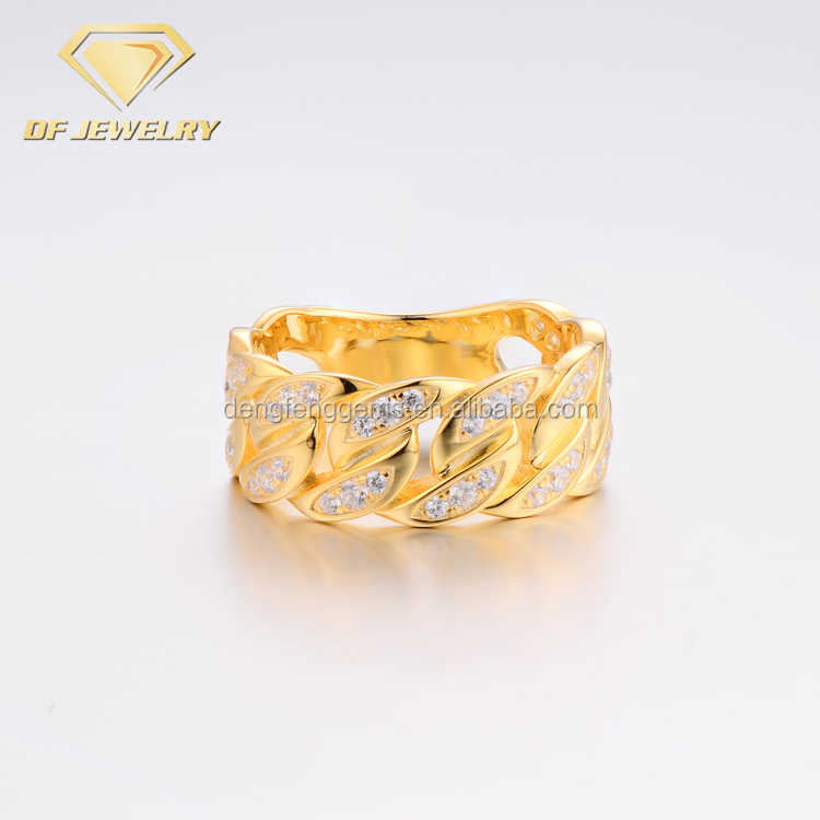 1 Gram Gold Rings Design For Women With Price