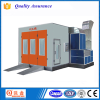 Alibaba China Gold Suppier custom designed auto paint oven(CE approved)