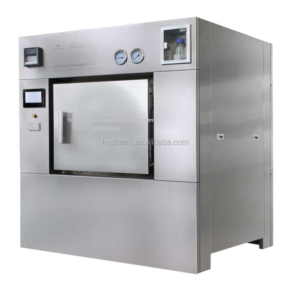 Medical Laboratory Equipment Pressure Steam / High and Low Temperature Sterilizer