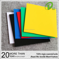 solid color 1220x1830mm 4x6 feet flexible heat pressing acrylic block