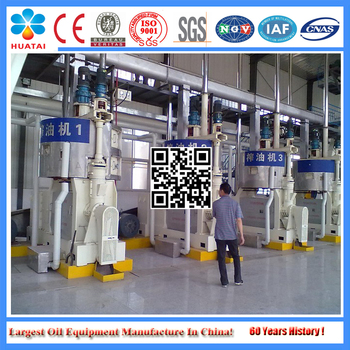 cottonseed oil Hot Pressing Line