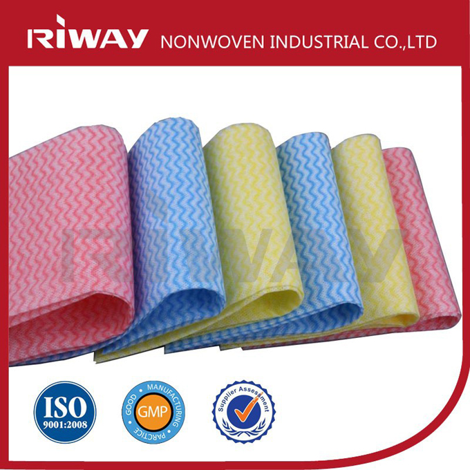 China manufacturer spunlace nonwoven fabric