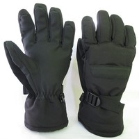 Wholesale thinsulate 40g waterproof touch screen winter ski snowmobile /snow motorcycle glove