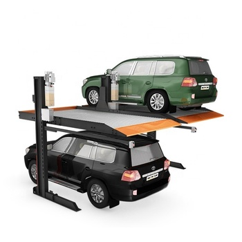 China Mutrade HydroPark Germany Quality CE Mechanical Car Parking Lift System