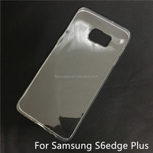 Soft TPU Silicon Transparent Clear Case for Samsung S6 edge plus