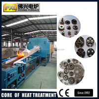 mesh belt sintering furnace for powder metallurgy products