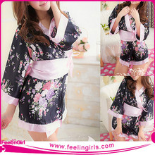 top sale sexy japanese kimono dress