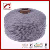 Topline best quality cotton yarn similar yarn 50% cotton 50% polyester