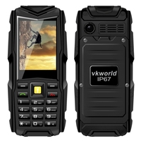 Wholesale Original VKWorld Stone V3 5200mAh Waterproof / Dropproof / Dustproof Phone