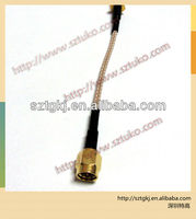 high quality low loss SMA rg178 cable
