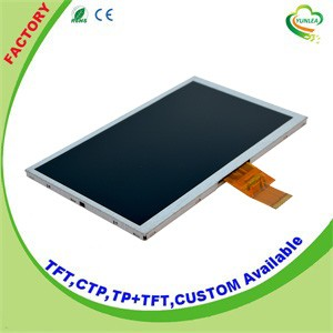 High resolution 8 inch 1024x600 tft lcd display module for Industry