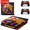 Wholesale removable vinyl sticker for ps4 console decal skin