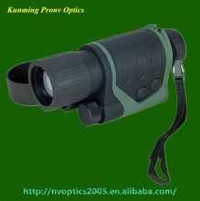 Gen1+ waterproof portable night vision monocular