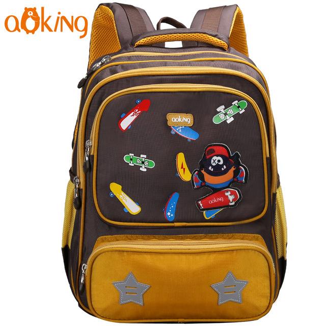Aoking en la acción impermeable niños mochila mochilas infantil ...