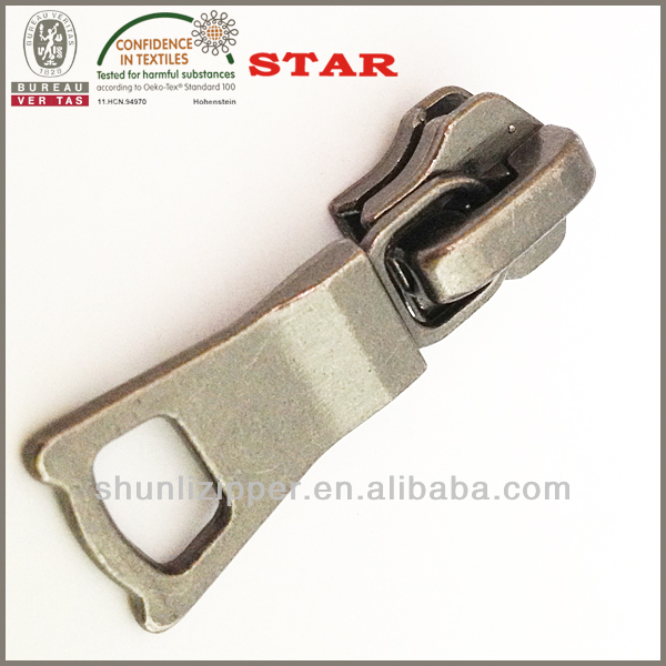 5yg slider metal zipper