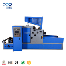 Automatic Aluminium Foil Roll Rewinding Machine With Label Fixing Device