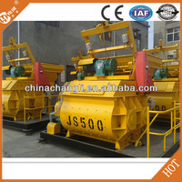 CE&high quality JS500 concrete mixer thailand for sale