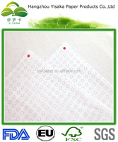 wholesale decorative paper wax paper
