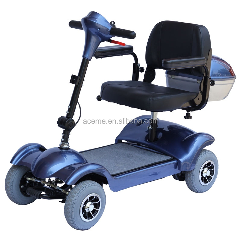 ABS & PC plastic electric scooter for old people pihsiang scooters
