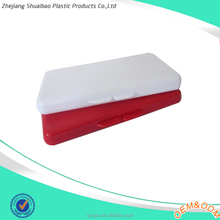 PP plastic baby travel wipe case with FDA test report