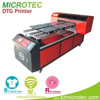 A1 size large format multiufunctional garment printer MT-FPM1-TS direct to garment printing machine