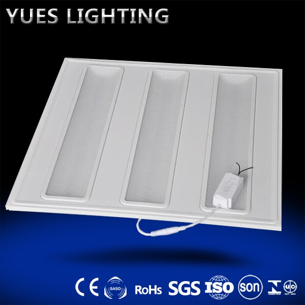 30w 600*600 led grille light/suspended led ceiling fixture/ LED Grid Lamp