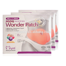 Best Selling Body Weight Loss Fat Burning Slim Patch