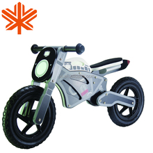 2017 Ander Motorcycle Type Wooden Running Bike For Child
