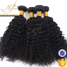 Unprocessed 100% brazilian afro kinky curly hair grade 6a nutural virgin human hair