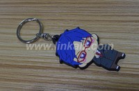Newest low price seahorse keychain