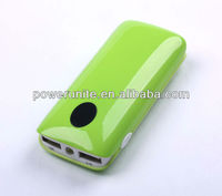 5200mah External Battery Charger 18650 battery