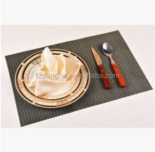 Modern plastic placemat food serving table mat