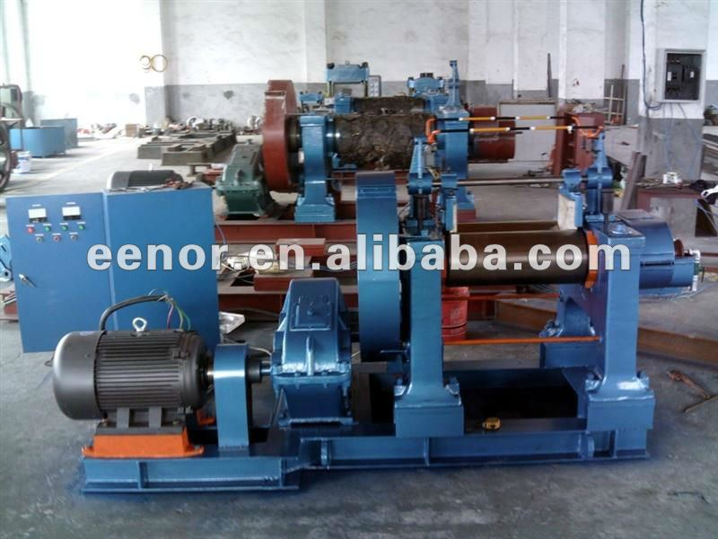 XK-550 Type Rubber Mixing Mill