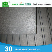 High quality custom anti-slip bed rubber mat for cow