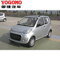 YOGOMO Best L7e Electric quadricycle van 4x4 China