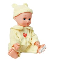 Eco-friendly Plastic 12 Inch reborn Doll Supplies From China Wholesale
