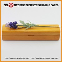 Custom Handmade Wooden Fountain Pen Display Box,Elegant Wooden Pen Box Case FromGZ Supplier