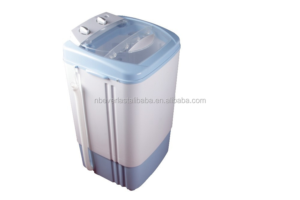 2015 Best Selling Semi Automatic Single Tub 6.5Kgs National Washing Machine