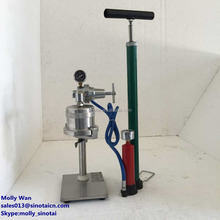 hot selling! low pressure, low temperature drilling mud filtration rate test instrument, filter press ZNS-2A