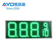 DongGuan LED Outdoor LED Petrol Price Sign Board for Gas Station