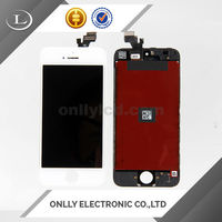 wholesale for iphone 5 display ,display with touch complete for iphone5