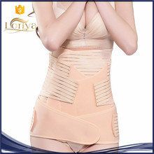 3in1 Women Slimming belt Post natal belt body shaper corset postpartum girdle