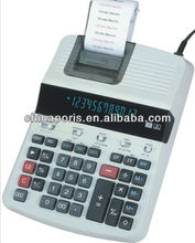 12 digits print calculator / digits electronic calculator / pocket calculator