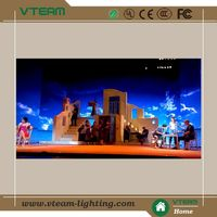 alibaba led tv video display screen for tv studio