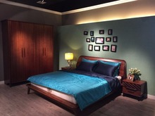 Bed Design Furniture Wooden Wall Bed